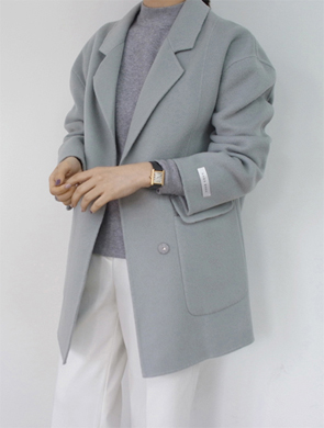 Carrey coat (handmade,2color)(11월말입고예정)