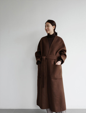 원러브 coat (handmade,3color)