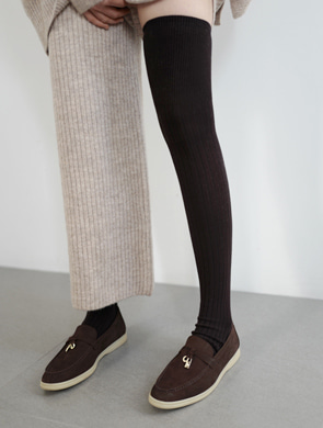 토프로 long socks (3color)