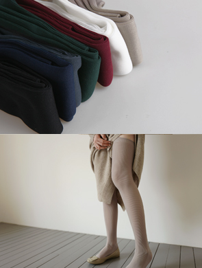 키드 long socks (7color)