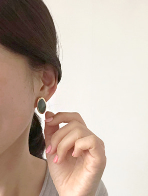 메럴 earring (2color)